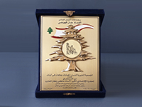 Lebanese Association for Women with Disabilites - Token of Appreciation